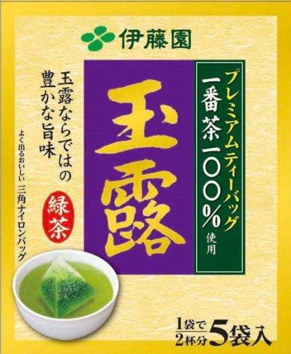 Cheers to Green Tea!