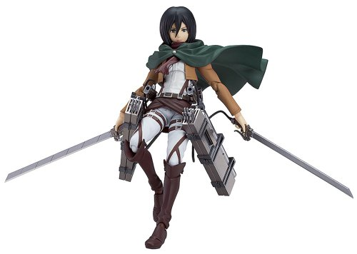 Good Smile Attack on Titan: Mikasa Ackerman...