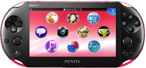 PlayStation Vita Wi-Fi Pink-Black...