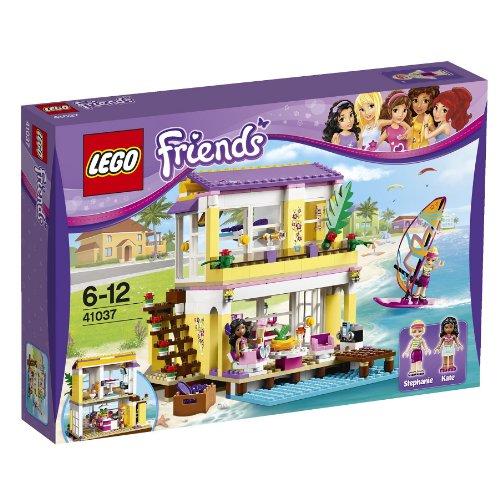 LEGO Friends Stephanie's Beach House 41037