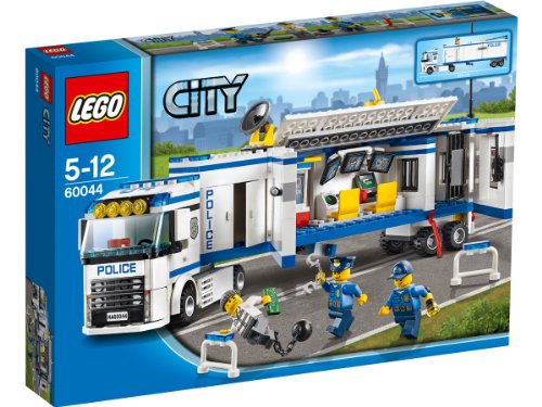 LEGO City 60044 Mobile Police Unit