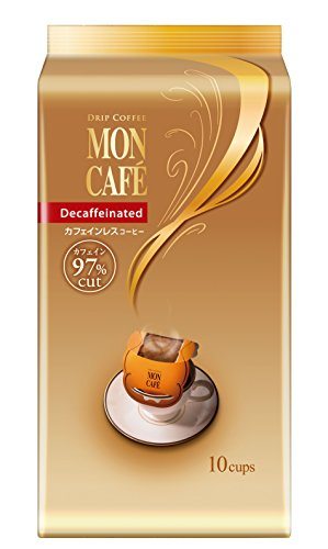 Monkafe decaffeinated coffee 7.5g ~ 10P