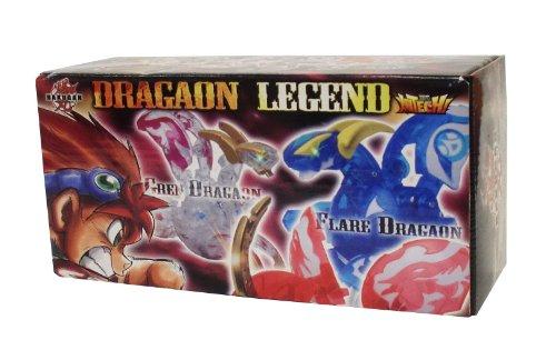 Bakugan BTA-22 Dragon Legend Set7