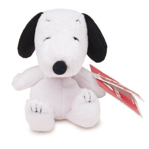 PEANUTS beanbag stuffed Snoopy