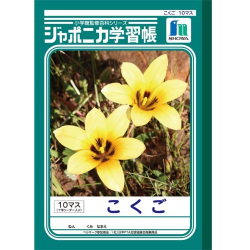 Japonica Workbooks!