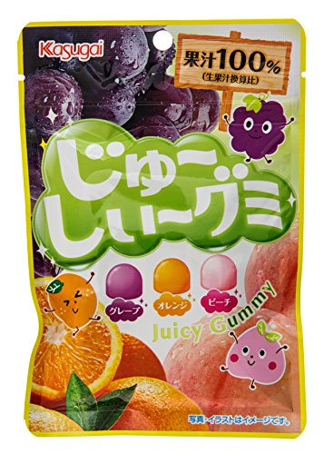 Kasugai Fruity Gummies!