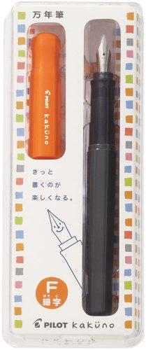Kakuno Orange Color a Slender Writing(f) By Pilot
