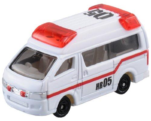 Tomica Hyper Rescue HR05 mobility ambulance