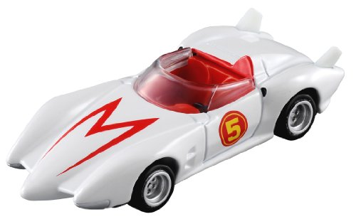 Dream Tomica Speed Racer Mach 1