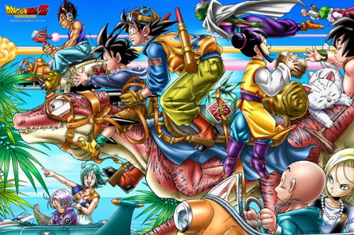 Magical Piece Jigsaw Piece Dragon Ball Z 1000...