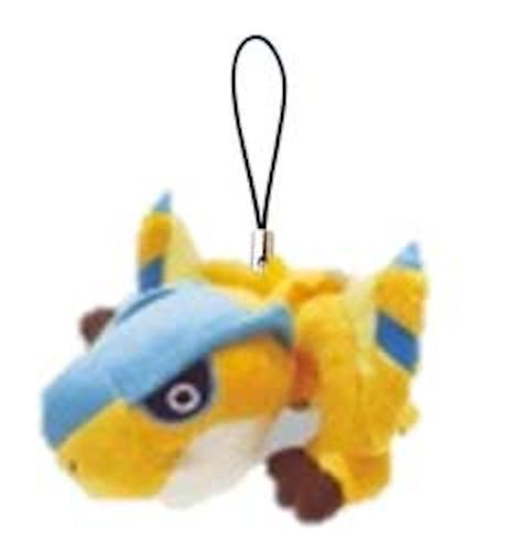 Capcom Monster Hunter Mini Tigrex Mascot Strap