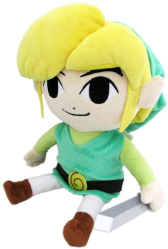"Sanei The Legend of Zelda The Wind Waker 7"" HD..."