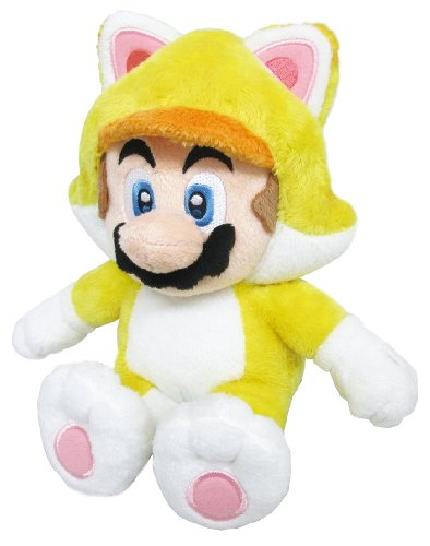 "Sanei Super Mario 3D World Neko Cat Mario 9""..."