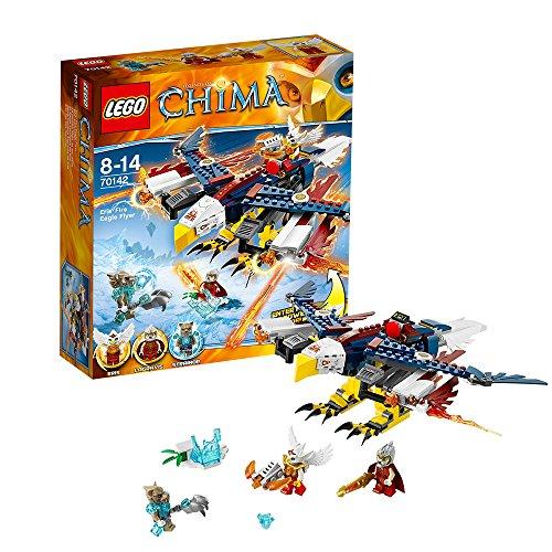 Lego Chima Eagle Flyer of Ellis 70142
