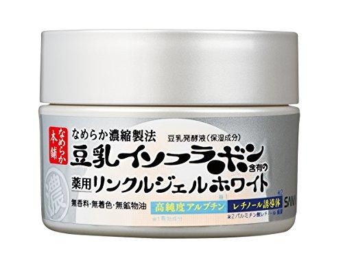 SANA Nameraka Isoflavone Wrinkle Gel Cream,...