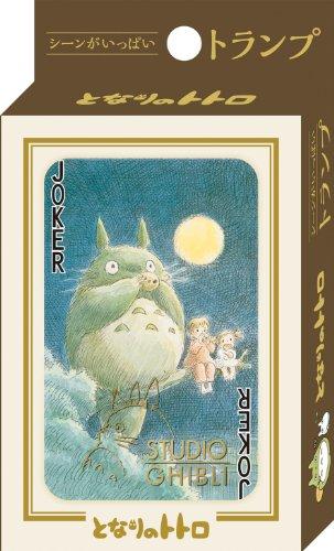 Studio Ghibli Playing Cards