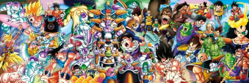 Dragon Ball Z 950piece DRAGONBALL Z CHRONICLES...