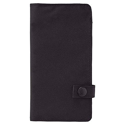 Lihit Lab., Inc. pen case Smart Fit A7585-24 Black