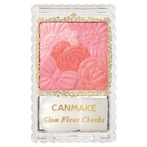 CANMAKE - Glow Fleur Cheeks