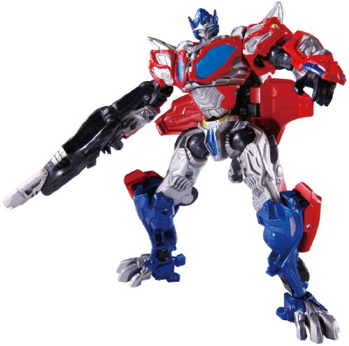 Transformers Movie Ad09 Protoform Optimus Prime