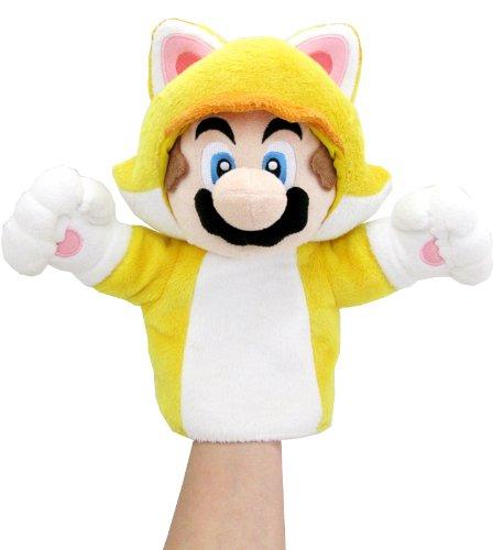 Super Mario 3D World Catsuit Plush Dolls!