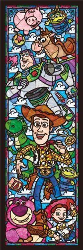 Disney Stained 456 Pisutoi Story Stained Glass...