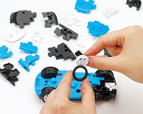 3D Car Puzzle!