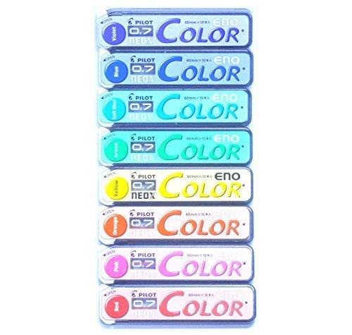 Pilot Color Eno Neox Mechanical Pencil Lead,...