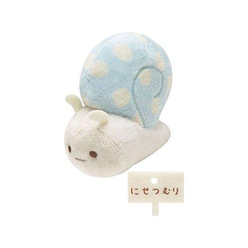 San-x Sumikko Gurashi Plush 2'' Fake Snail w/...