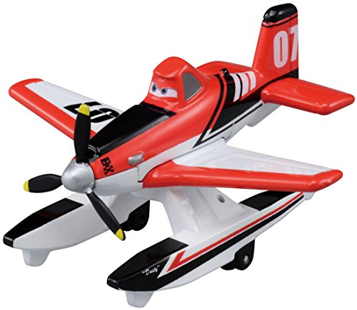 Tomica Plains P-27 Dusty ( Fire Fighter Type)