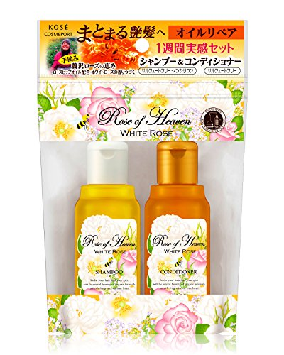 Kose Cosmeport - Rose Of Heaven Shampoo &...