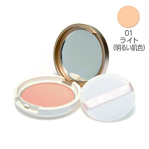 CEZANNE UV Silk Face Powder 01