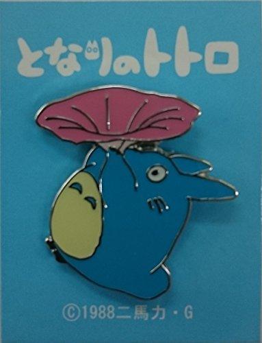 Studio Ghibli pin badge in my Neighbor Totoro...