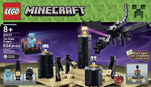 LEGO Minecraft 21117 The Ender Dragon from Japan shopping service.