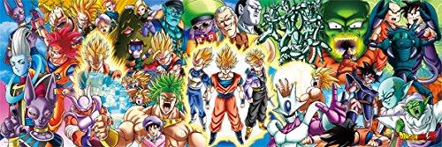 ensky Dragon Ball Z Chronicles III Jigsaw...