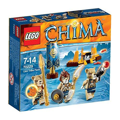 Lego Chima 70229 Löwenstamm-Set