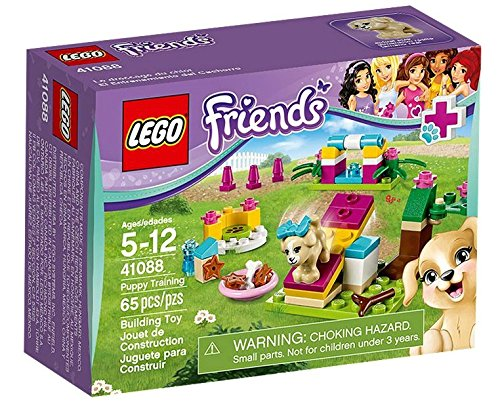 Lego friends : puppy training (41088)