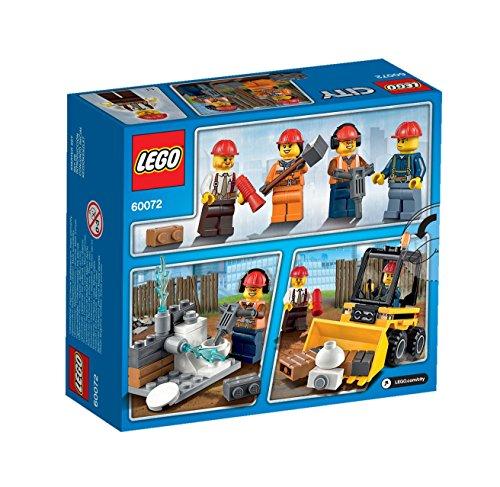 Lego City 60072 Demolition Starter Set One...