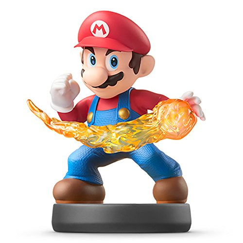 Amiibo Mario (Super Smash Bros. Series)