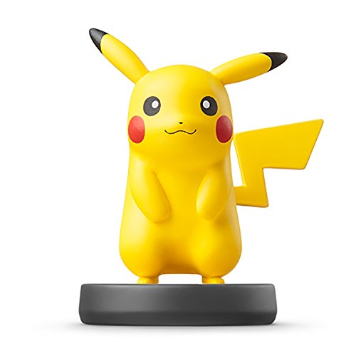 amiibo Pikachu (Super Smash Brothers series)