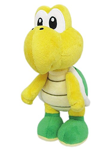 "Sanei Super Mario All Star Collection 7"" Koopa..."