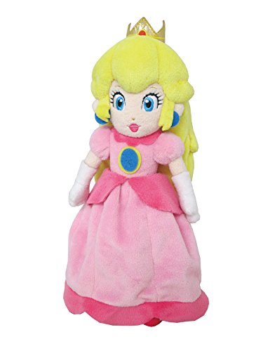 Sanei Super Mario All Star Collection Peach...