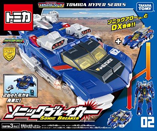 Tomy Tomica Hyper Series Hyper Blue Police 02...