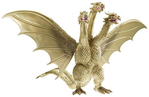 "Godzilla Movie Monster EX: King Ghidorah 7""..."