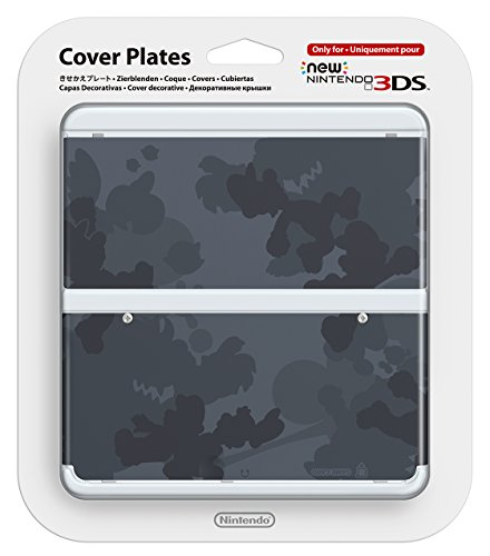 Cover Plates for New Nintendo 3DS