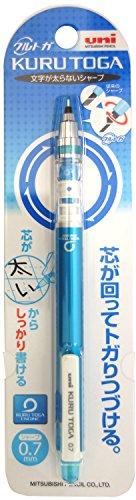 Uni Mechanical Pencil Kurutoga Standard 0.7mm,...