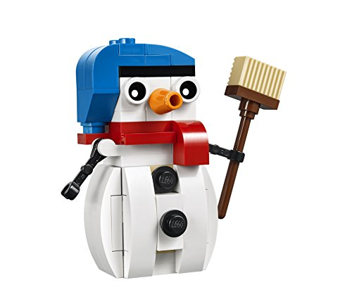 LEGO Seasonal: Christmas Snowman Set 30197...