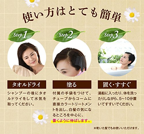 Japan Health and Personal Care - Hair dye...