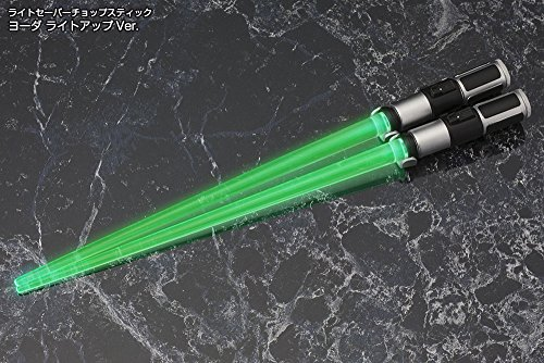 Kotobukiya Yoda Light Up Version Lightsaber...