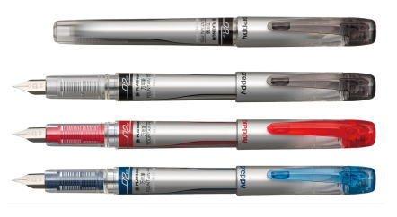 Platinum Fountain Pen, Preppy, Extra Fine Nib,...